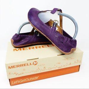 Merrell Women's Twist Glove Purple Sandal NWOT
